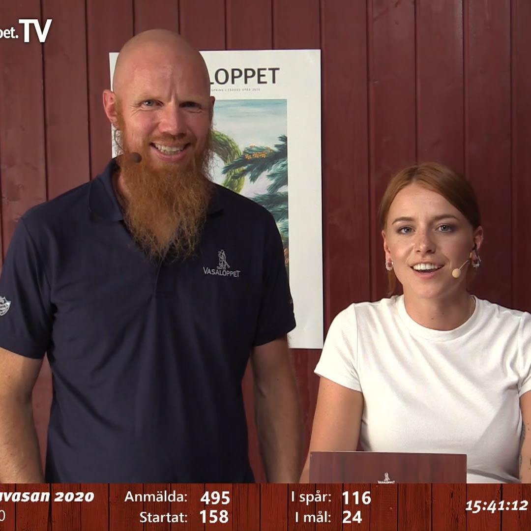Ultralöparen Johnny Hällneby tipsar om att springa långt i Hemmavasan